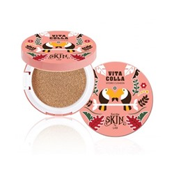 Увлажняющий кушон For the SKIN Vita Colla Hydro Cushion