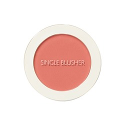 Румяна The Saem Saemmul Single Blusher CR02